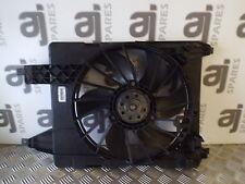 Renault Megane Coupe 2005 1.9 dCi del refrigerante del ventilador del radiador Ventilador (single) 8200151464