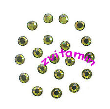 200pcs Korea 2.4mm Rhinestones Crystal Nail Art More Color Choices!