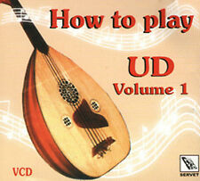 HOW TO PLAY OUD VOLUME 1  CD IN ENGLISH NEW !!!!!!!!!!!