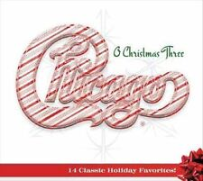 CHICAGO XXXIII - O Christmas Three (14 Classic Holiday Favorites!) X-MAS CD