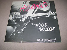 "Pezband ‎– Two Old Two Soon Live at Dingwalls! - Passport 12"" Vinyl EP - 1978 NM"