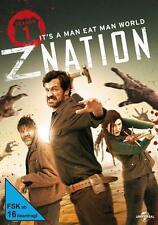 4 DVD - Box - Z Nation - Staffel 1 - FSK 18+neuwertig+