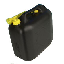 NEW 20 LITRE 20L 20000ML JERRY CAN JERRYCAN FUEL DESSEL PETROL 2 STROKE MIX OIL