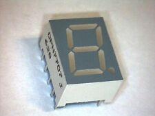 7-Segment LED Display 10mm OPN7707 ROT gem. Anode