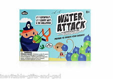 Water Bombs Balloons Launcher Catapult Sling Summer Fun Water Attack Fight Party