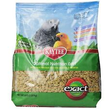 Kaytee Exact Natural Food for Parrots and Conures 4-Pound