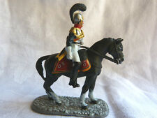 Delprado Histoire de la cavalerie - Officier Royal Horse Guards 1833
