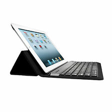 Apple iPad Air 2 Wireless Bluetooth FRENCH AZERTY Keyboard Clavier Stand Cover