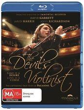 The Devil's Violinist (David Garrett) NEW B Region Blu Ray