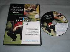 Tools For Your Mental Game - Golf Instructional DVD Video by Thought Technology