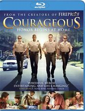 COURAGEOUS New Sealed Blu-ray