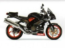 APRILIA TOUCH UP PAINT 04-06 TUONO 1000R NERO DARKNESS.