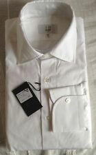 ALFRED DUNHILL mens white shirt new, packaged GENUINE  (collar 15.5) 39