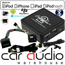 Vauxhall Vectra 2004 On Bluetooth Music Streaming Handsfree Car AUX CTAVXBT001