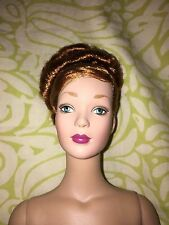 Tonner Doll 16-inch doll  Tyler Red head curls  NUDE Used