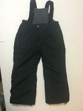 PULSE TODDLER SIZE 3T Unisex Black Snow Pants Insulated