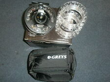 Greys GTS500 #7-9 Fly Reel + 2 Spare Spools Fishing tackle