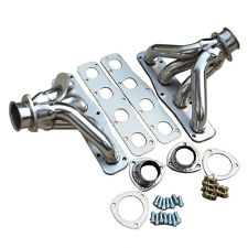 Stainless Steel Exhaust Header Manifold 51-58 Chrysler/Mopar Hemi V8 331/354/392