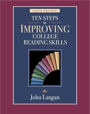 Ten Steps to Improving College Reading Skills, 5th Edition by John Langan
