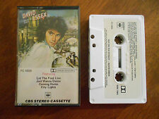 David Essex Out On The Street Cassette