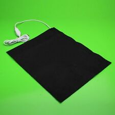 1pc 5V USB Electric Cloth Heater Pad Heating Element for Pet Belt Warmer 50℃