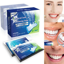 Professional Unisex Teeth Whitening Strips Tooth Bleaching Whiter Whitestrips JP