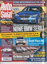 11/2016 AUTO ŚWIAT.NOWE BMW SERII I