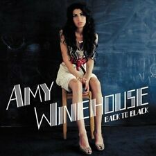 "Amy Winehouse ""Back to Black"" Vinyl LP Record (New & Sealed) U.K. Free Postage"