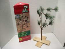 "Sears Peanuts 24"" Charlie Brown's Christmas Tree A Charlie Brown Christmas"