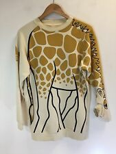 Jeremy Scott X Adidas Famous Giraffe Sweater Dress Sold Out One Size