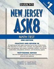 New Jersey ASK8 Math Test (Barron's New Jersey Ask8 Math Test)