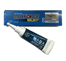 BAYER/NEW Maxforce Select Gel 20g, 1Tube/ Roach Killer Bait Gel German Cockroach