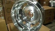 "19.5"" New Forged Classic Style Dually Wheels  8x6.5 Chevy 3500 Or Dodge Ram Ford"