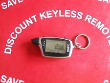 SPY  LCD RADIO  KEYLESS REMOTE   5-BUTTON  VERY  GOOD CONDITION