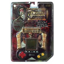Pirates Of The Carribean-At World's End-Electronic Handheld LCD Game-RARE ZIZZLE