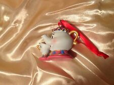 Mrs. Potts and Chip Disney Sketchbook Ornament Beauty and the Beast LE 1200 NEW