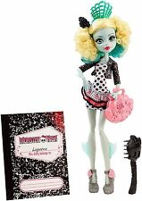 Monster High Doll - Monster Exchange - LAGOONA BLUE - New
