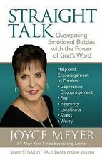 Straight Talk: Overcoming Emotional Battles with the Power of God's Word Meyer,
