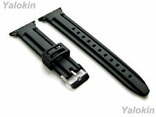 Replacement Band with Spring Bar Adapters for 42mm Apple Watches (B-RASDMD24)