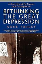 Rethinking the Great Depression (American Ways Series) by Gene Smiley