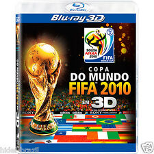 The Official 2010 Fifa World Cup Film In 3D Blu-ray 3D [ Region ALL ]
