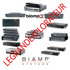 Ultimate BIAMP Owner, Repair & Service Schematics manuals   PDFs Manual s on DVD