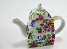 Collectible Decorative Teapot - Floral by Nantucket