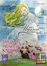 English Audio When Marnie Was There + The Tale Of The Princess Kaguya (2 Movie)