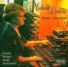 MICHELLE LECLERC Breda - Den Haag Original recording CD LIKE NEW Vivaldi, Mozart