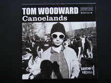 TOM WOODWARD - CANOELANDS CDR 2010 CARD SLEEVE CD