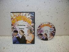 The Three Stooges DVD Out of Print 3 Episodes Moe Howard