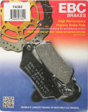 EBC BRAKE PADS Fits: BMW K1300GT,K1300S,R1200GS,R1200GS Adventure,R1200R,R1200RT
