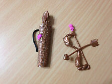 Ever After High C.A. Cupid Doll's Accessories Bow And Arrows