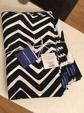 NWT Marimekko for Target Lokki Print 8 Reversible Placemats Black White